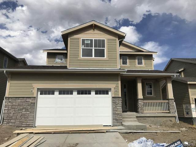 9434 Pitkin Street, Commerce City, CO 80022 (#6803817) :: The DeGrood Team