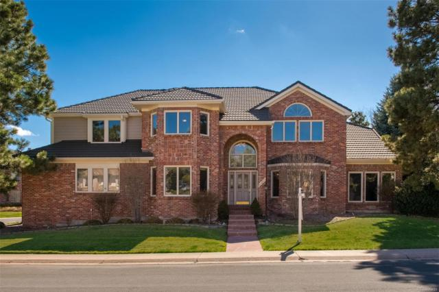 10264 E Crestridge Lane, Englewood, CO 80111 (#6804151) :: The Pete Cook Home Group
