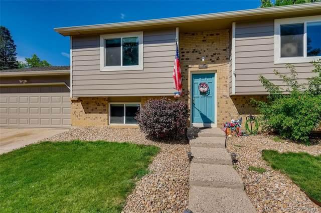 3829 S Quintero Circle S, Aurora, CO 80013 (#6804637) :: Compass Colorado Realty