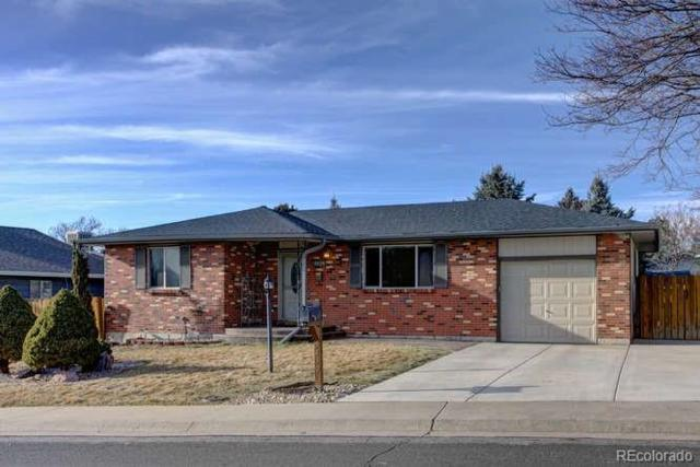 5439 W 100th Court, Westminster, CO 80020 (#6804765) :: Structure CO Group