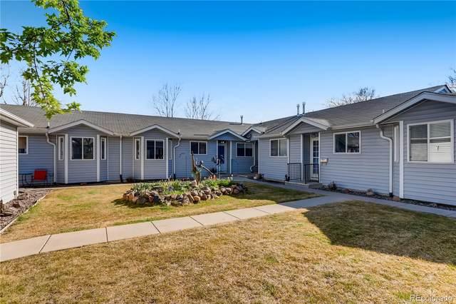 2019 Terry Street 2C, Longmont, CO 80501 (MLS #6804982) :: Keller Williams Realty