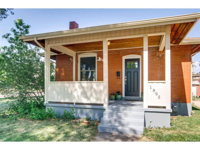 1895 S Emerson Street, Denver, CO 80210 (#6805414) :: Wisdom Real Estate