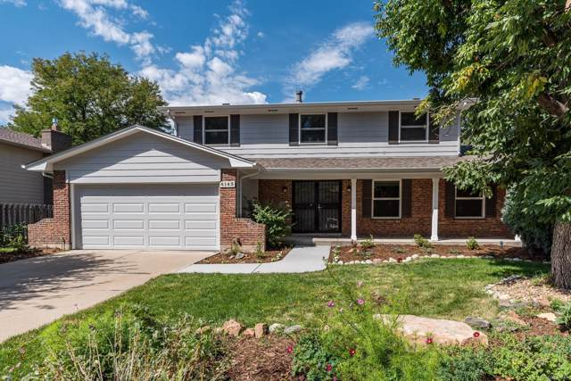 4143 S Rosemary Way, Denver, CO 80237 (#6805547) :: Arnie Stein Team | RE/MAX Masters Millennium