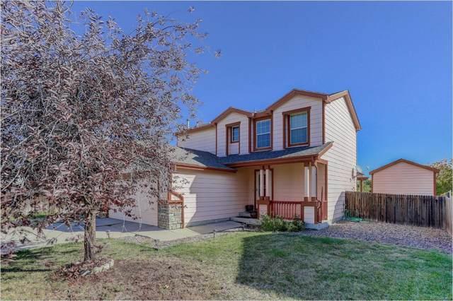 9466 Clermont Street, Thornton, CO 80229 (MLS #6805548) :: 8z Real Estate