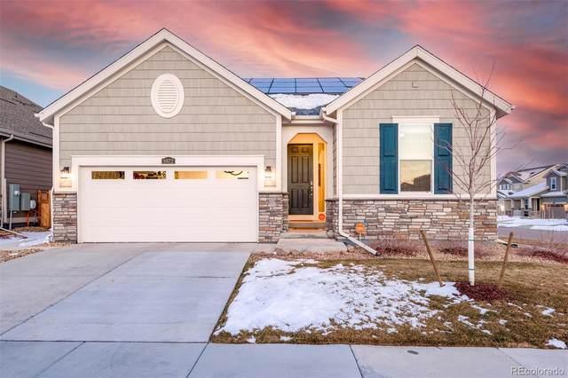 8872 Larch Trail, Parker, CO 80134 (MLS #6805578) :: 8z Real Estate