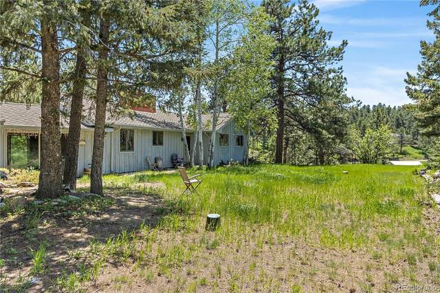 5544 S Hatch Drive, Evergreen, CO 80439 (#6805679) :: The DeGrood Team