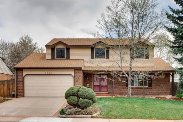 7242 S Johnson Street, Littleton, CO 80128 (#6805705) :: The Pete Cook Home Group