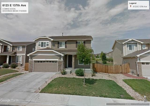 6123 E 137th Avenue, Thornton, CO 80602 (#6806348) :: The Margolis Team
