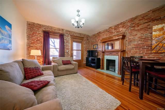 1210 E Colfax Avenue #302, Denver, CO 80218 (#6806583) :: Bring Home Denver with Keller Williams Downtown Realty LLC