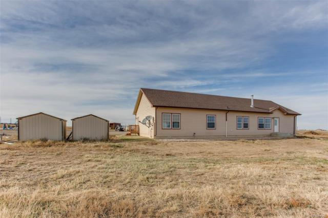39111 E 128th Avenue, Hudson, CO 80642 (MLS #6806631) :: Bliss Realty Group