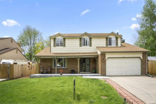 7229 S Iris Court, Littleton, CO 80128 (#6806821) :: Wisdom Real Estate