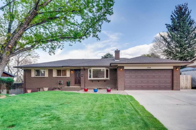 1716 S Van Dyke Way, Lakewood, CO 80228 (#6806949) :: Wisdom Real Estate