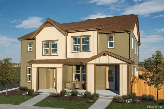 14125 Rock Daisey Street, Parker, CO 80134 (#6807173) :: The Harling Team @ HomeSmart