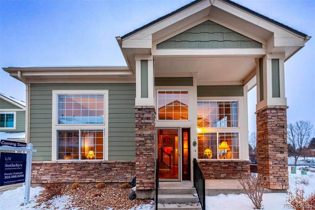 13886 Legend Trail #104, Broomfield, CO 80023 (#6807374) :: The Heyl Group at Keller Williams