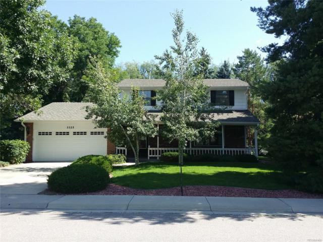 5525 W Leawood Drive, Littleton, CO 80123 (MLS #6807386) :: 8z Real Estate