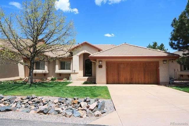 5418 Southwind Court, Morrison, CO 80465 (MLS #6807412) :: Find Colorado