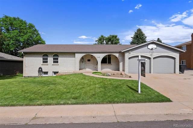 2172 S Harlan Street, Denver, CO 80227 (#6807629) :: Wisdom Real Estate