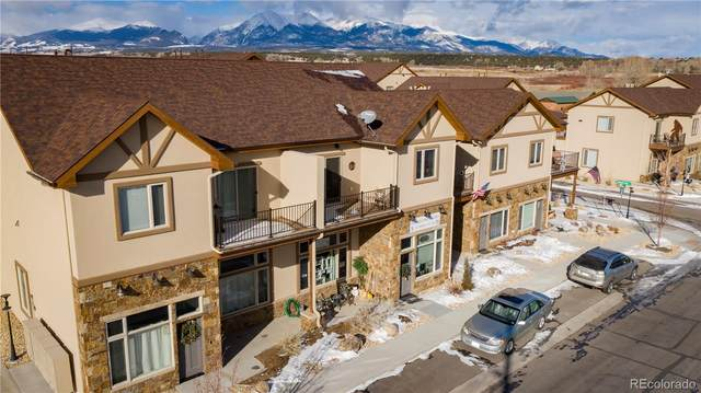 121 Halley's Avenue Unit B, Poncha Springs, CO 81242 (#6807759) :: Mile High Luxury Real Estate