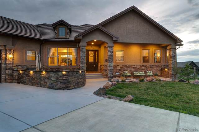 16332 Timber Meadow Drive, Colorado Springs, CO 80908 (#6807900) :: The DeGrood Team