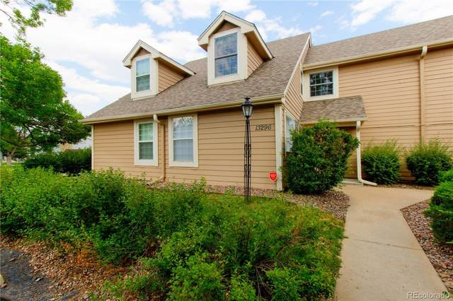 13296 E Asbury Drive, Aurora, CO 80014 (#6808177) :: Finch & Gable Real Estate Co.