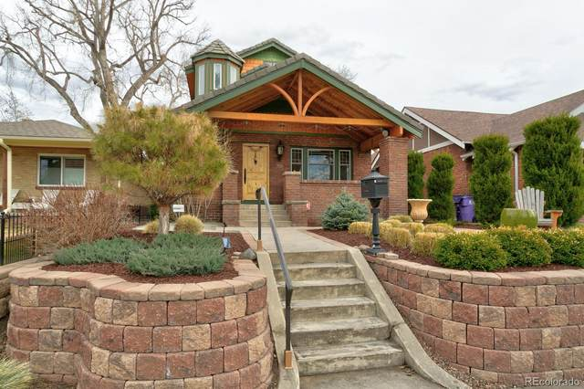 728 S Gilpin Street, Denver, CO 80209 (#6808184) :: Wisdom Real Estate