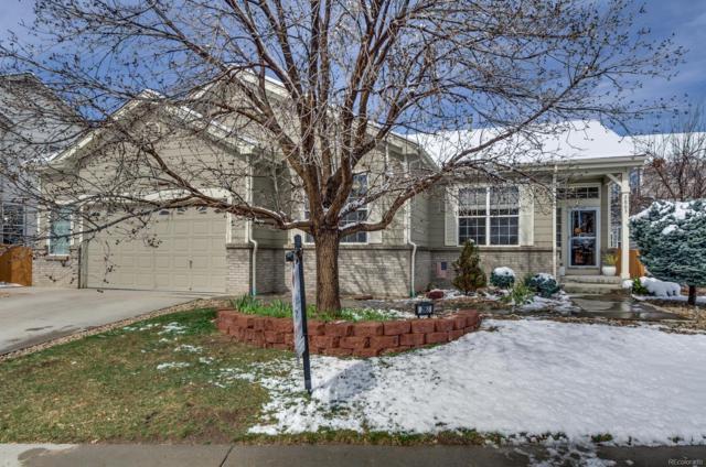 2863 S Walden Way, Aurora, CO 80013 (#6808304) :: The Peak Properties Group