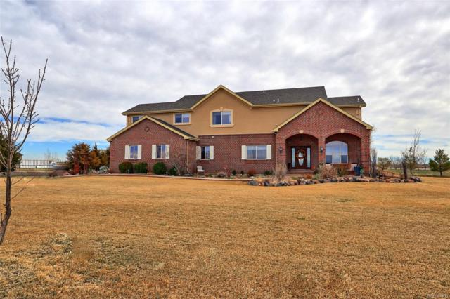 14880 Harvest Road, Brighton, CO 80603 (#6808634) :: The Healey Group