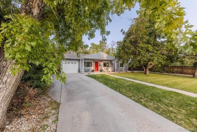 3056 S Glencoe Street, Denver, CO 80222 (MLS #6808926) :: Keller Williams Realty