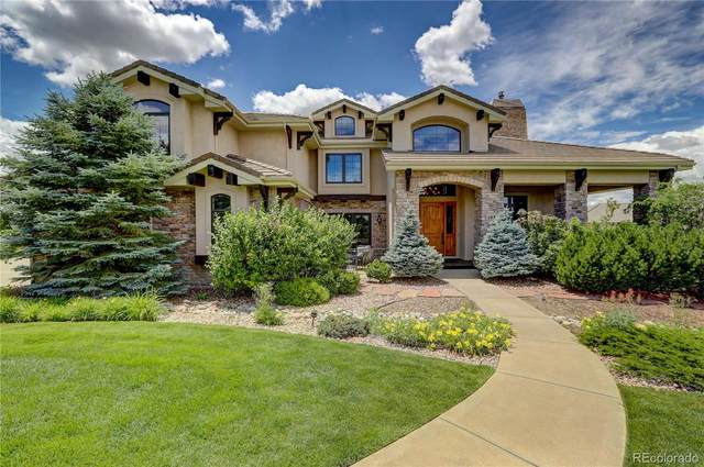 1052 Michener Way, Highlands Ranch, CO 80126 (#6809141) :: Berkshire Hathaway HomeServices Innovative Real Estate