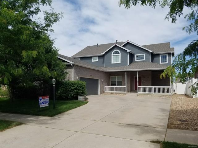 9036 Eldorado Avenue, Frederick, CO 80504 (MLS #6809154) :: 8z Real Estate