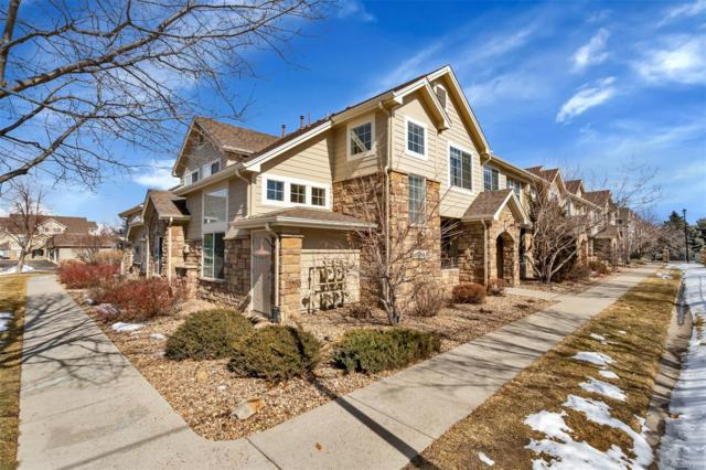 10050 E Gunnison Place #811, Aurora, CO 80247 (#6809197) :: My Home Team