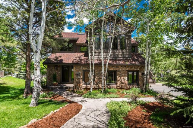 2101 Torrey Pine Drive, Evergreen, CO 80439 (#6809225) :: The Heyl Group at Keller Williams