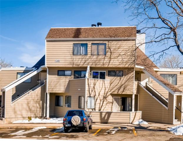 12480 W Nevada Place #211, Lakewood, CO 80228 (MLS #6809413) :: 8z Real Estate