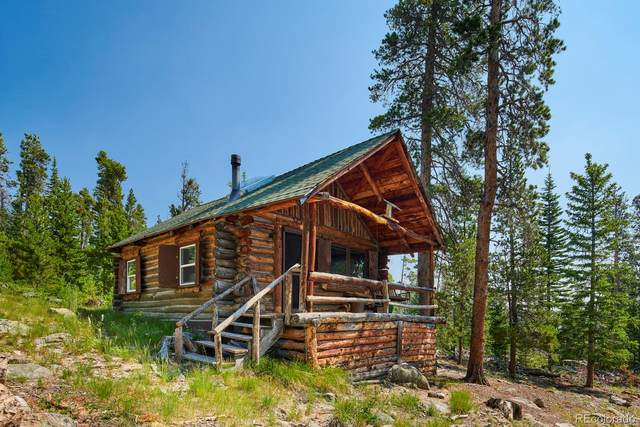 3106 County Road 96, Ward, CO 80481 (#6809791) :: Re/Max Structure