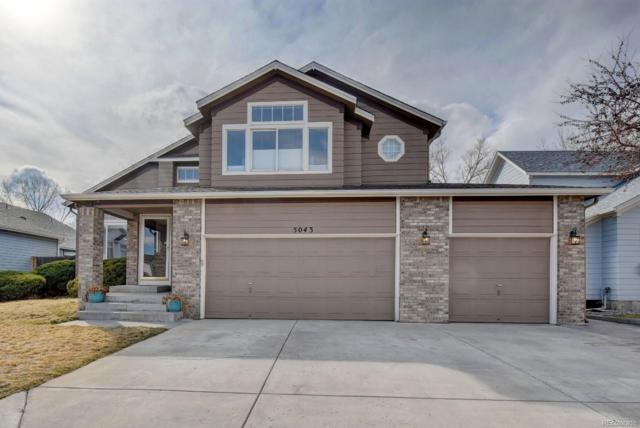 5043 S Miller Court, Littleton, CO 80127 (#6810230) :: The Heyl Group at Keller Williams