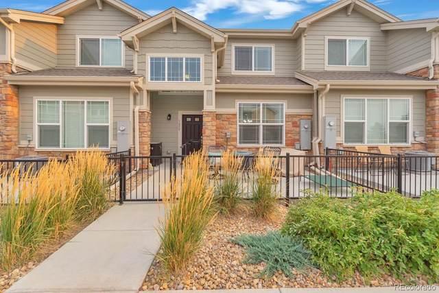 1855 S Buchanan Circle, Aurora, CO 80018 (#6810483) :: Compass Colorado Realty