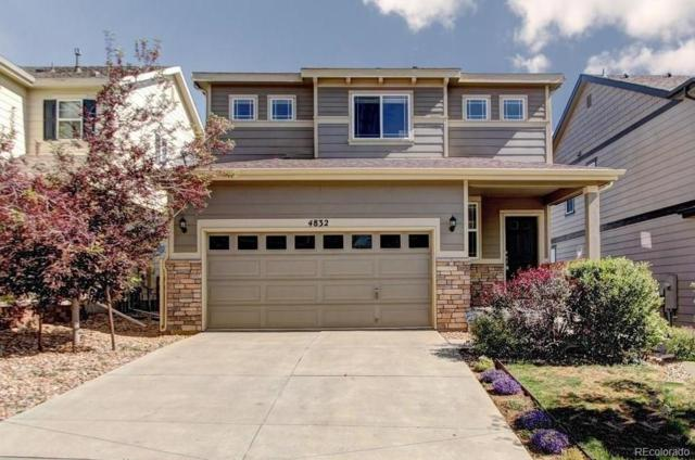 4832 S Picadilly Court, Aurora, CO 80015 (#6810694) :: Sellstate Realty Pros