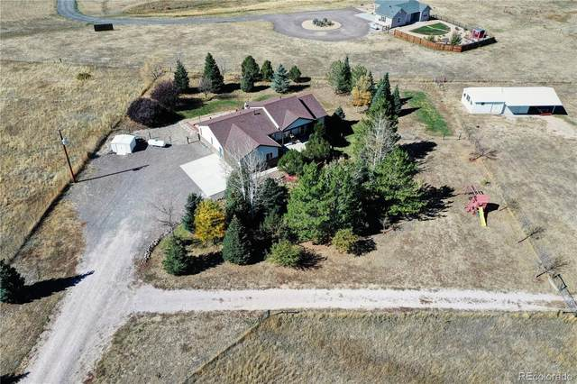 45921 Coal Creek Drive, Parker, CO 80138 (#6811045) :: The DeGrood Team