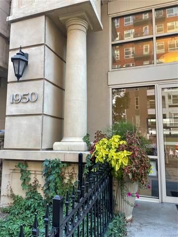 1950 N Logan Street #514, Denver, CO 80203 (#6811239) :: milehimodern