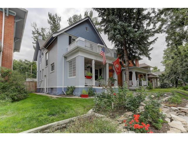 608 S Pearl Street, Denver, CO 80209 (MLS #6811303) :: 8z Real Estate