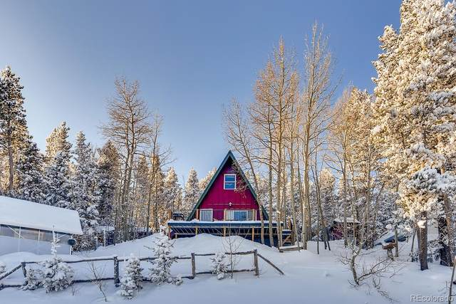 54 Castlewood Drive, Evergreen, CO 80439 (#6812062) :: HomePopper