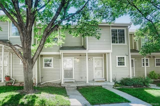 1818 S Quebec Way B13-7, Denver, CO 80231 (#6812065) :: Kimberly Austin Properties