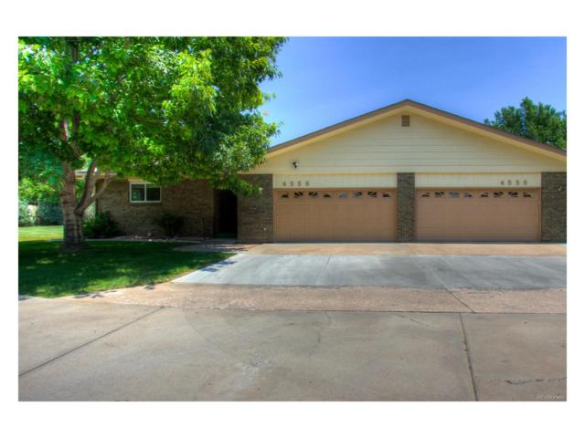 4558 W Pioneer Lane #26, Greeley, CO 80634 (MLS #6812405) :: 8z Real Estate