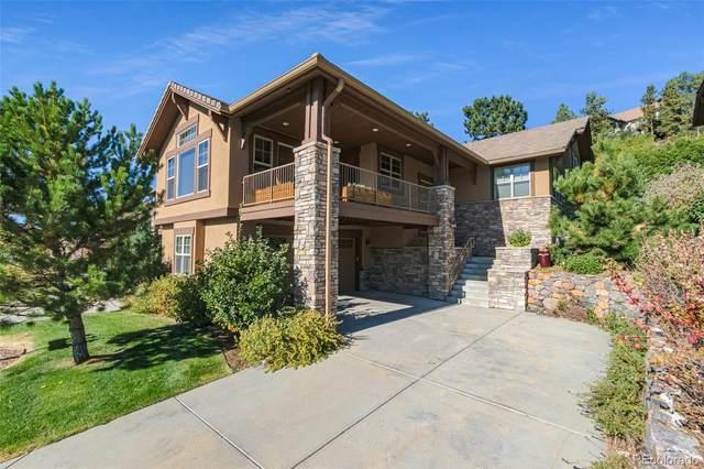 4313 Chateau Ridge Road, Castle Rock, CO 80108 (#6812505) :: Futa Home Team