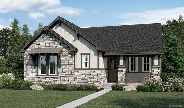 935 Brocade Drive, Highlands Ranch, CO 80126 (#6812922) :: Keller Williams Action Realty LLC