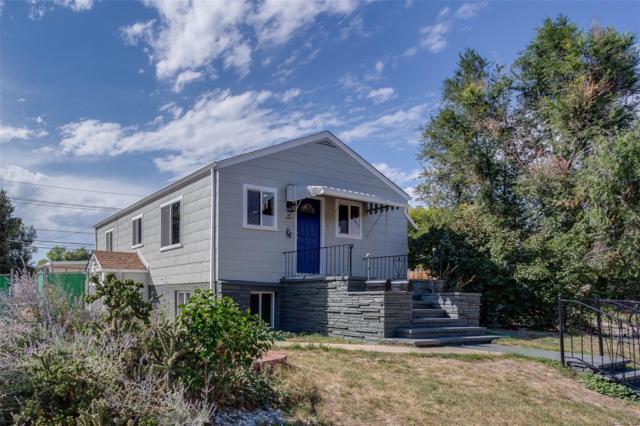 3401 W 3rd Avenue, Denver, CO 80219 (MLS #6813842) :: 8z Real Estate