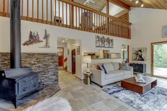 14116 True Mountain Drive, Larkspur, CO 80118 (#6814474) :: Colorado Home Finder Realty
