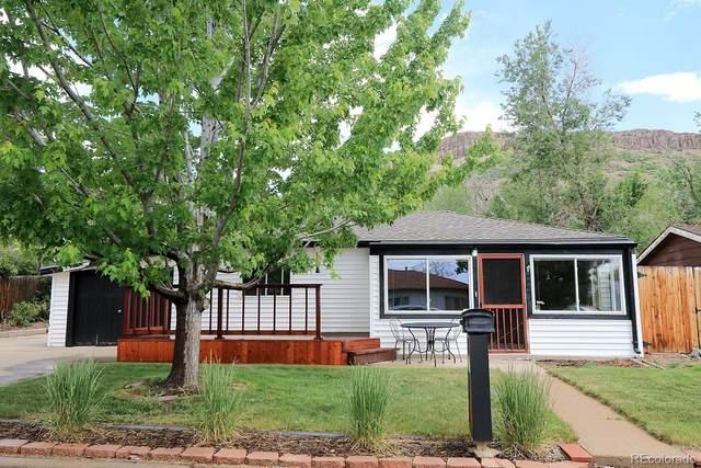 410 Lily Lane, Golden, CO 80403 (#6815011) :: Peak Properties Group