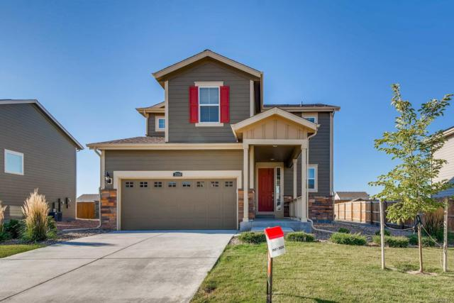 2550 E 160th Place, Thornton, CO 80602 (#6815095) :: The Peak Properties Group