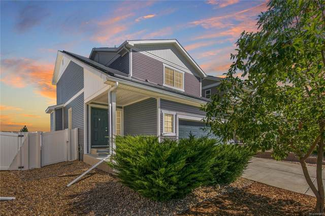 21091 Randolph Place, Denver, CO 80249 (#6815551) :: 5281 Exclusive Homes Realty
